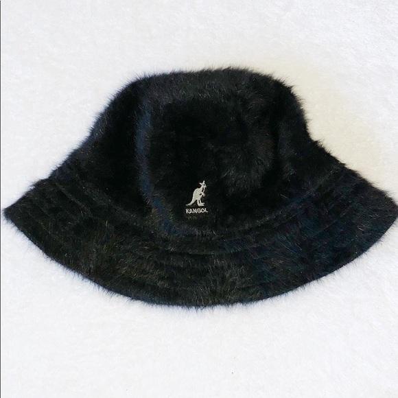 d1ae18e017d Vintage Kangol Furgora Rap Bucket Hat Angora